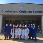 Cumberland Christian School celebrates the Class of 2017