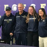 Fowlerville's Sarah Matlock signs with Spring Arbor softball
