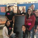 North Santiam students share AVID success
