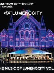 Free downloads of Lumenocity music from the 2014 program are on cincinnatisymphony.org.