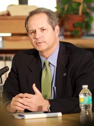Florida Chamber of Commerce President Mark Wilson