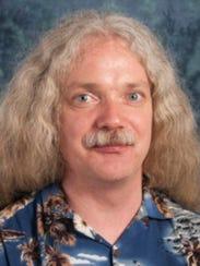 University of Wisconsin-Madison astrobotanist Simon