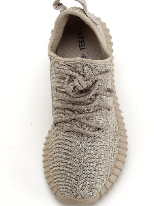 308495b36c6 Knockoff sneakers gain footing on black market