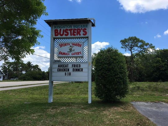 Buster's in south Fort Myers is famous for its daily specials.