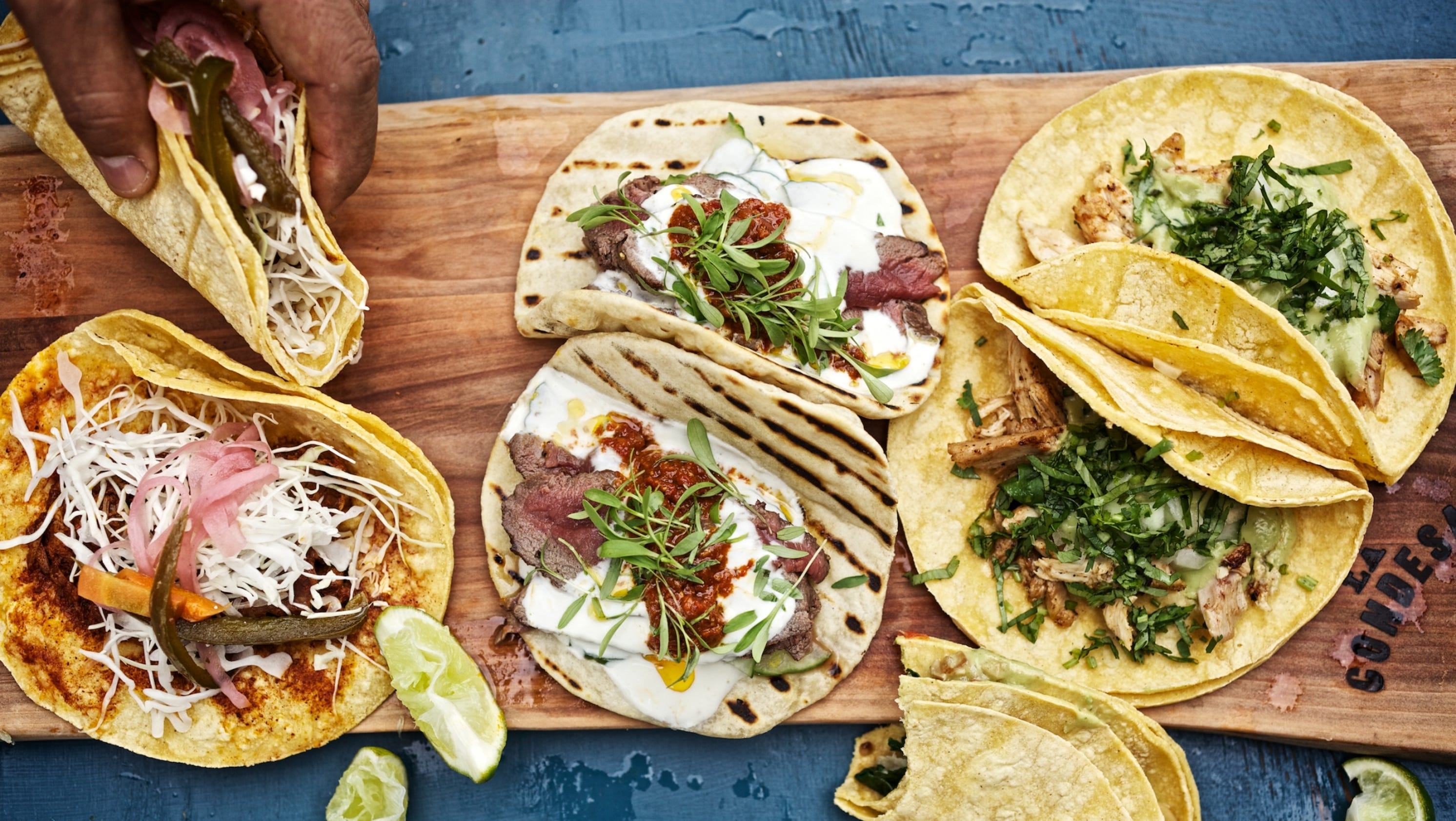 10 best tacos to put the sizzle in your Cinco