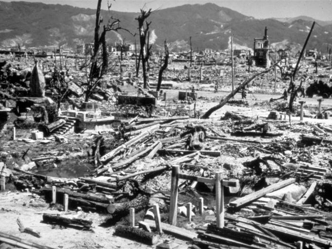 On the 70th anniversary of the atomic bombing of Hiroshima,