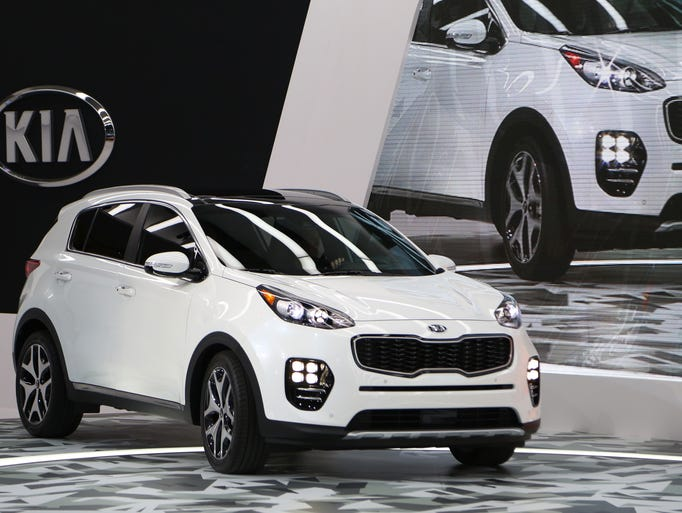 Creative Hot New Cars Revealed At Los Angeles Auto Show