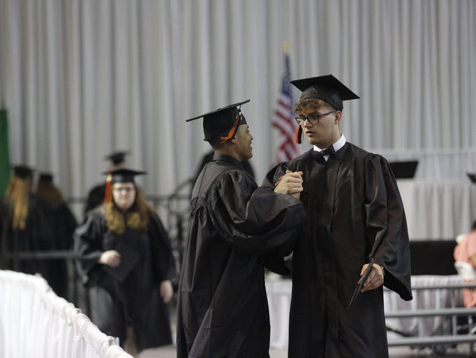 """after i graduate from orting high Shortly after graduation, he moved to los angeles to pursue a career as a   coming from a town like orting, it's not super common,"""" potter said  account  and youtube channel, potter moved to la right after high school."""