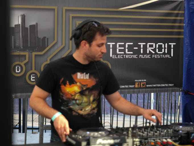 The sixth edition of the Tec-Troit Electronic Music