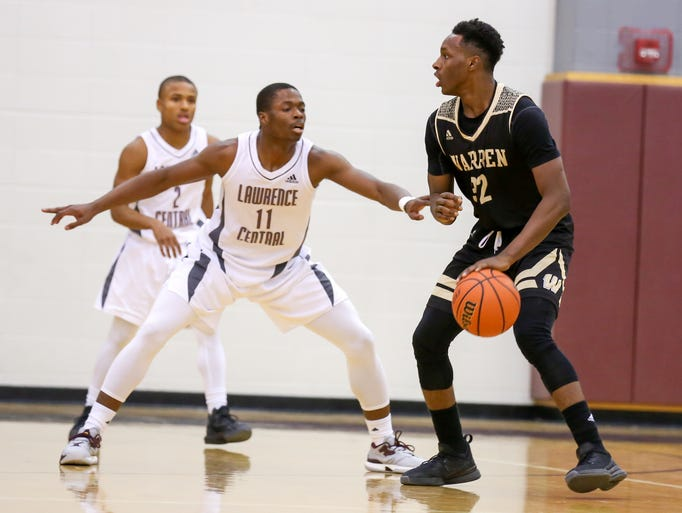 Warren Central vs. Lawrence Central in the Marion County