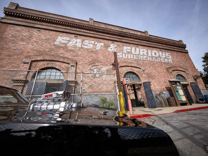 Fast and Furious: Supercharged will open spring 2018