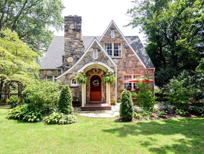 Home Of The Week North Asheville S Jill Perkins And Mike