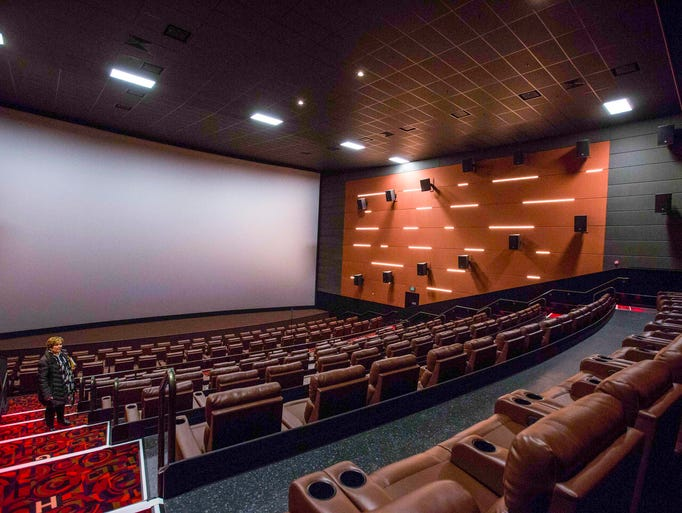 what is xd movie theater