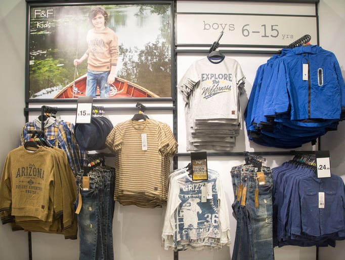 Clothing stores des moines