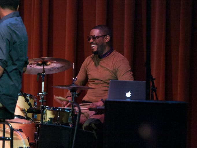Detroit born Riggins, is a jazz drummer, hip hop producer, DJ, and sometime  rapper. Along with touring and playing drums with some of the biggest names  in ...