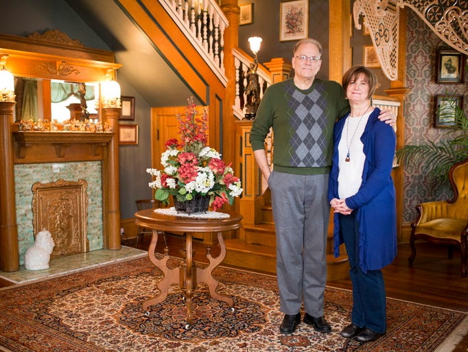 Former brothel becomes cozy bed and breakfast for How to buy a bed and breakfast