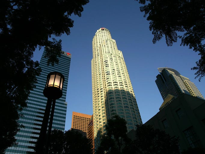 Tallest Buildings In The Usa