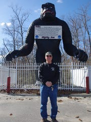 Larry Valenzano, the current owner of Mighty Joe.