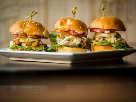 Roca at  208 Court Ave, Des Moines - Fall turkey sliders