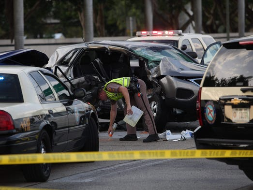 Fort Myers News Car Accident