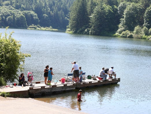 Tax hikes proposed to fund oregon fish and wildlife for Oregon free fishing day 2017
