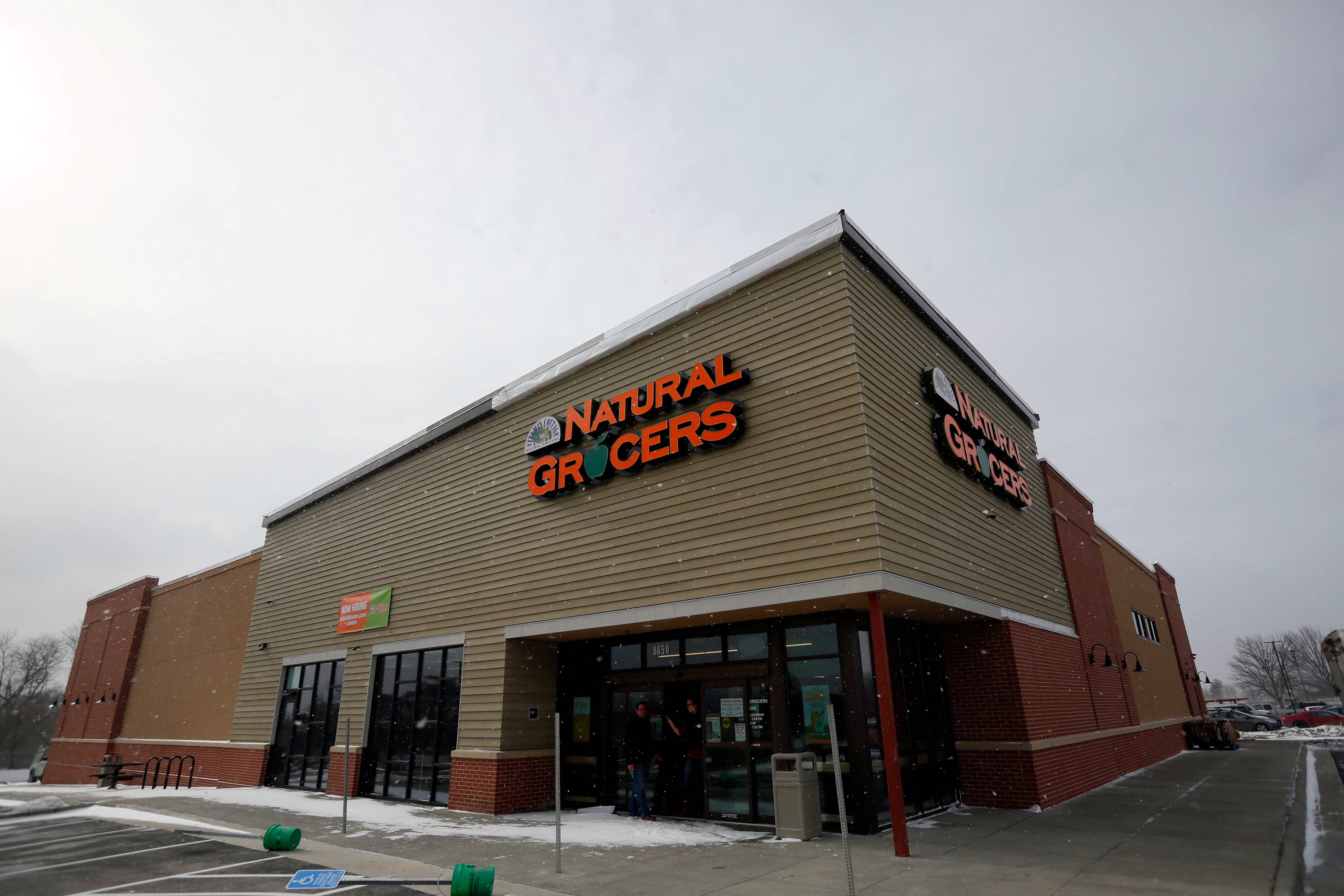 The Natural Grocers Store In Clive Monday, Feb. 8,