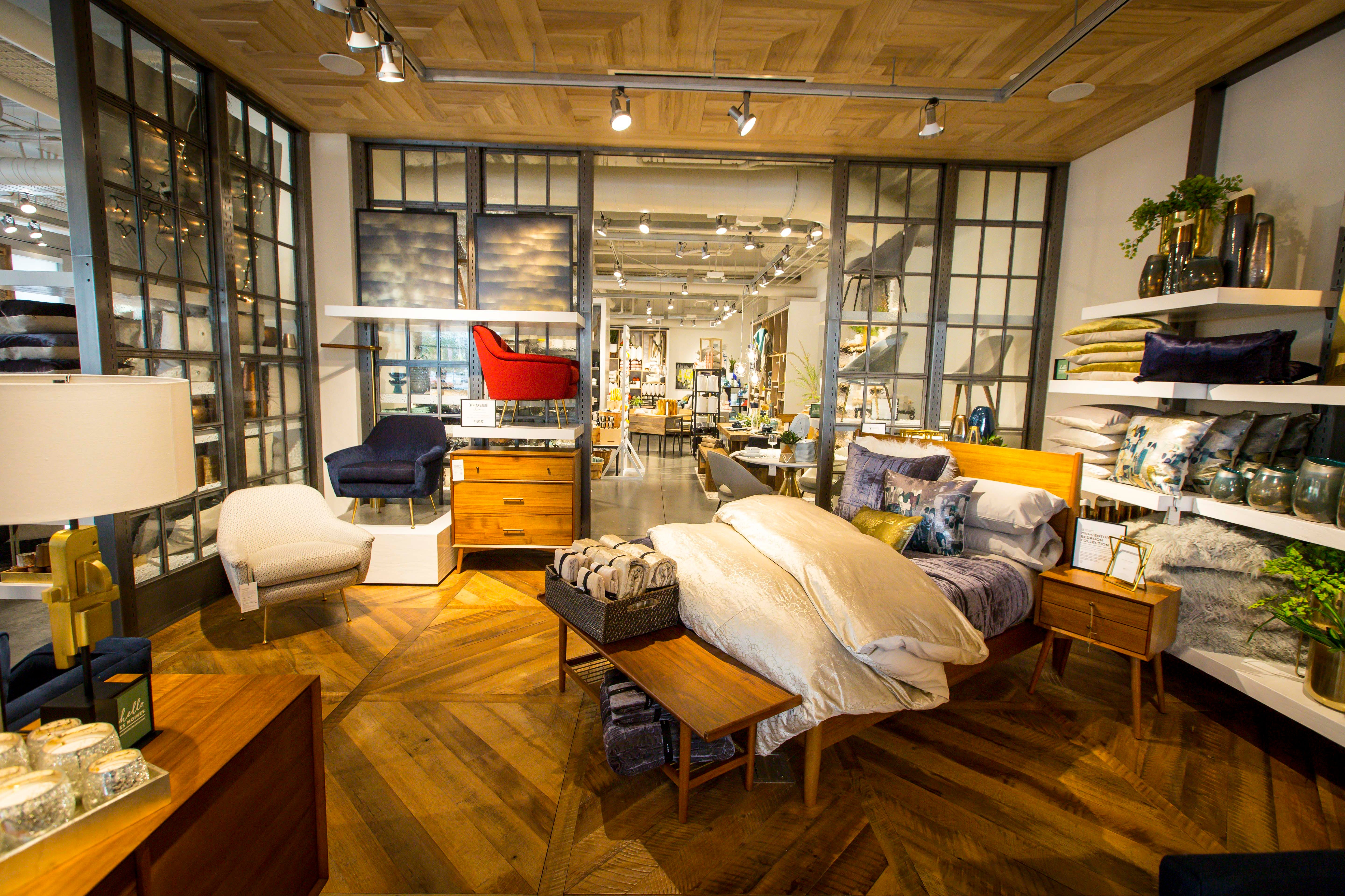 Items For Lofts In The New West Elm Store In The East