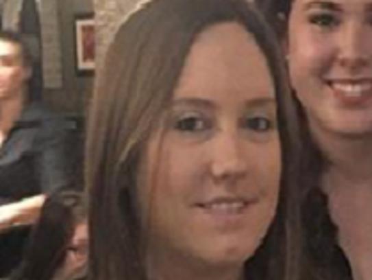 Canadian Calla Medig, 28, of Edmonton, Alberta, was
