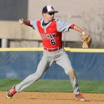 Action from Wednesday's baseball game between Ketcham and John Jay.