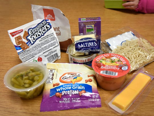 A group is organizing a program to help feed student on weekends and during breaks Friday, Sept. 1 at Discovery School in Waite Park.