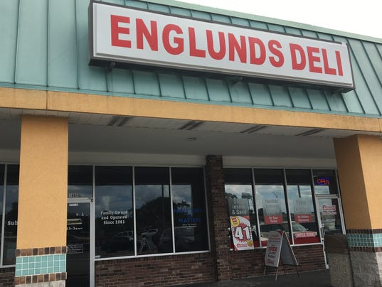After 35 years englund 39 s deli closed in north fort myers for Global motors fort myers florida