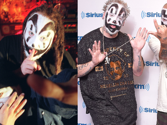 Insane Clown Posse, 1997 and 2017