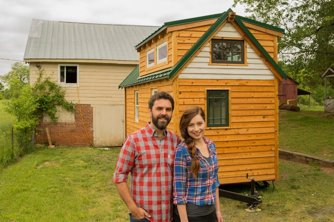 Tiny House Expedition Blogger Alexis Stephens Shares Her Passion For Tiny  Homes At The Jan. 15 17 Maricopa County Home And Garden Show.