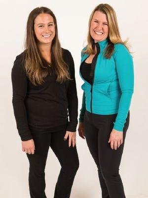 Stacey & Jennifer