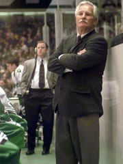 Ron Mason won 635 games and reached 19 NCAA tournaments and five Frozen Fours in 23 seasons as Michigan State's hockey coach. And he was a mentor to both current hockey coach Tom Anastos and basketball coach Tom Izzo, whose success mirrors Mason's in many ways.