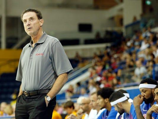 Pan Am Games: Basketball-United States vs Puerto Rico