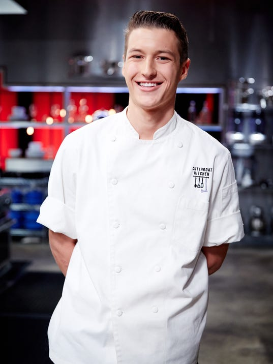 Scottsdale Chef Competes For 75k On Cutthroat Kitchen