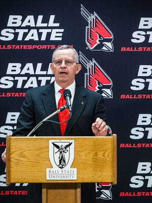 Athletic director Mark Sandy said the cost of attendance scholarship is needed, and believes it's the right thing to do for student-athletes.