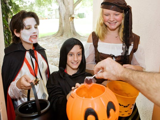 Should teens go trick-or-treating? Should you give them candy? A debate is reignited