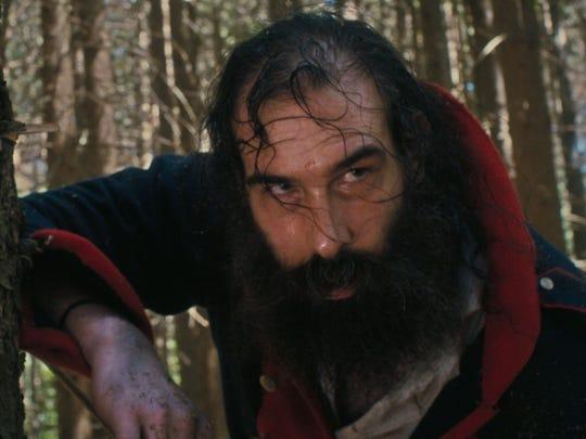 luke harper made jonathan huber a mohawk movie star
