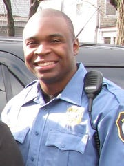 North Plainfield Police Officer Mike Jean-Baptiste