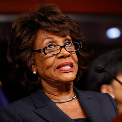 #BlackWomenAtWork know how Maxine Waters and April Ryan feel