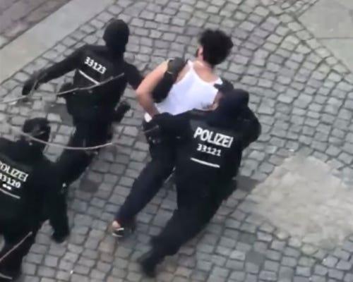 Berlin Half Marathon: German police thwart crime