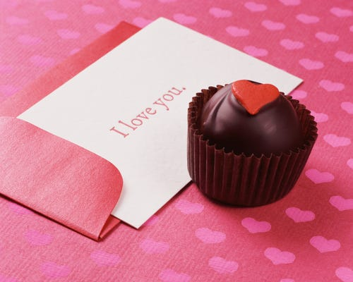 You could win truffles during Shana Galen and Theresa Romain's Discover a New Love celebration. Promise you'll share. (Photo: Digital Vision/Getty Images)