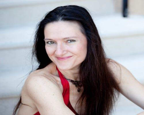 Tina Wainscott, author of