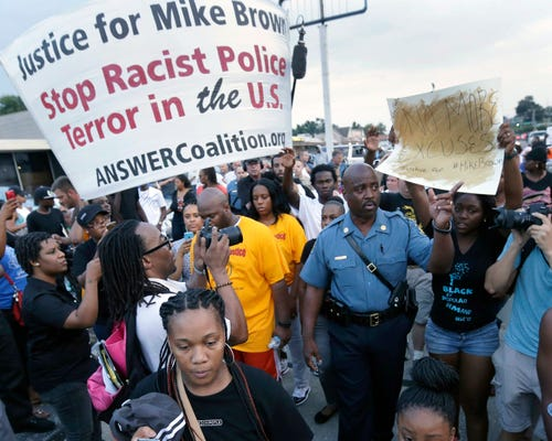 Want to know more about Ferguson grand jury? Factors in its decision