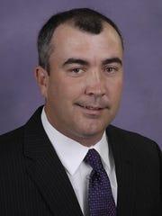 Northwestern State softball coach Donald Pickett