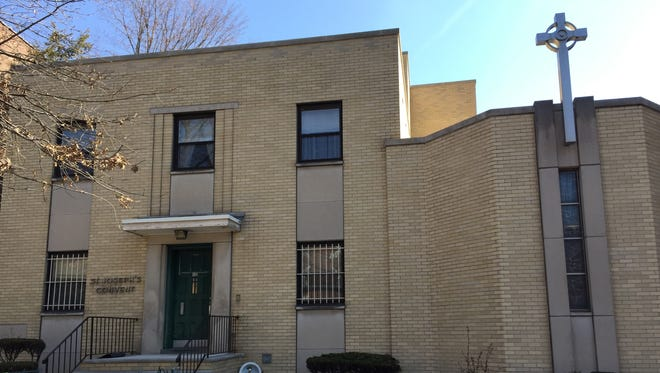 The former St. Joseph's Convent at 12 St. Joseph's Ave. in Yonkers.