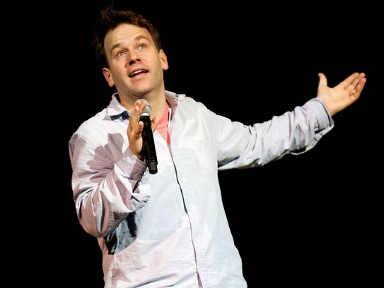 Mike Birbiglia will perform Sept. 15 at Clowes Hall.