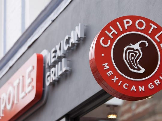 Chipotle is running a buy-one-get-one-free deal on Friday. Here's what you need to know